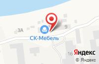 Схема проезда до компании Провинциальное Слово в Гвардейске