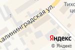 Схема проезда до компании Торгово-монтажная фирма в Полесске
