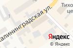 Схема проезда до компании МТС в Полесске