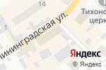 Схема проезда до компании Кэмэл в Полесске