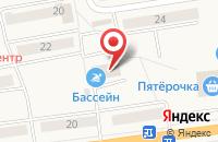 Схема проезда до компании БИОДИЗ в Большом Исаково