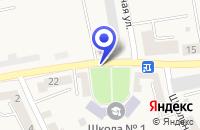 Схема проезда до компании МУП ПРЕДПРИЯТИЕ ПО УТИЛИЗАЦИИ МУСОРА ЧИСТОТА в Черняховске