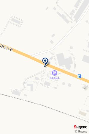 №3 АЗС САВИ-НЕФТЬ на карте Гусева