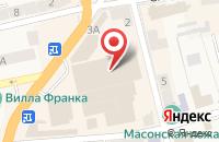 Схема проезда до компании МАГАЗИН БЫТОВОЙ ТЕХНИКИ МАКСИМУС в Советске