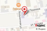 Схема проезда до компании ПРОФЕССИОНАЛЬНОЕ УЧИЛИЩЕ №1 в Советске