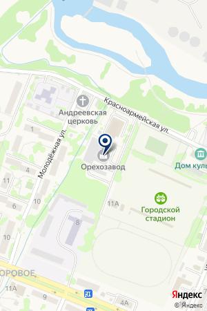 БАЛТИЙСКАЯ УГОЛЬНАЯ КОМПАНИЯ на карте Гусева
