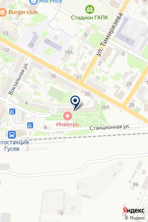СТРОИТЕЛЬНАЯ ОРГАНИЗАЦИЯ МАКАРЧУК на карте Гусева