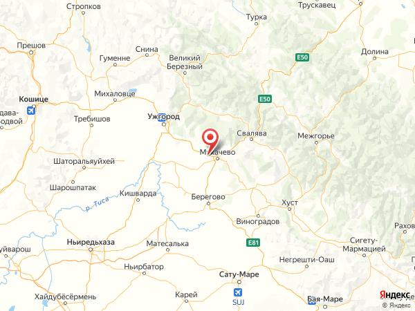 село Старое Давыдково на карте