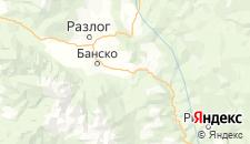 Отели города Добриниште на карте
