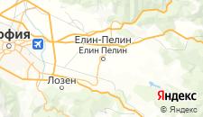 Отели города Елин-Пелин на карте