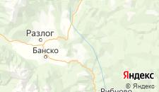 Отели города Елешница на карте