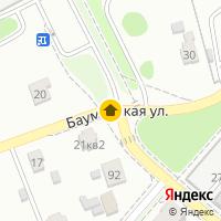 Световой день по адресу Беларусь, Брестская область, Брест, Бауманская ул.