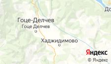 Отели города Дыбница на карте