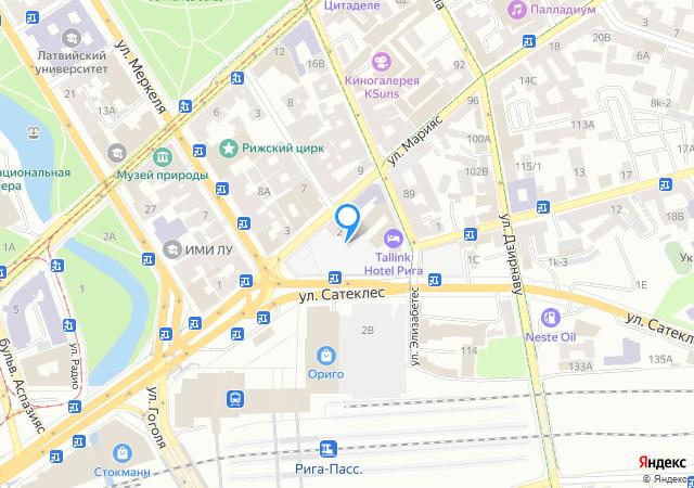 Рига, конференц-зал Tallink Hotel Riga наЭлизабетес, 24.
