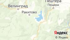 Отели города Цигов Чарк на карте