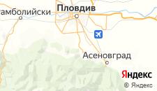 Отели города Брестник на карте