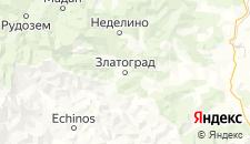 Отели города Златоград на карте
