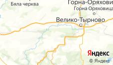 Отели города Буковец (Великотырновская область) на карте