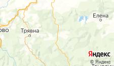 Отели города Вонешта-Вода на карте