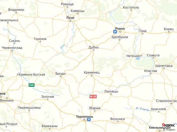 село Берег на карте