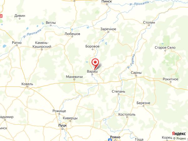 село Бабка на карте