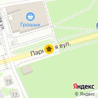 Световой день по адресу Беларусь, Брестская область, Пинск, Парковая ул.