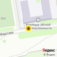 Световой день по адресу Беларусь, Брестская область, Пинск, Федотова ул.