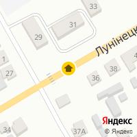 Световой день по адресу Беларусь, Брестская область, Пинковичи, Лунинецкая