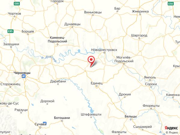 село Новая Слобода на карте