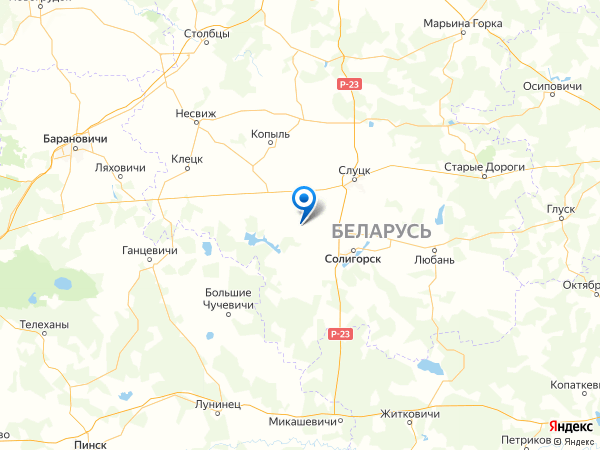 посёлок Лопатино на карте
