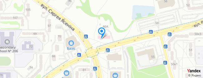 25th central district polyclinic of Maskoŭski district of Minsk