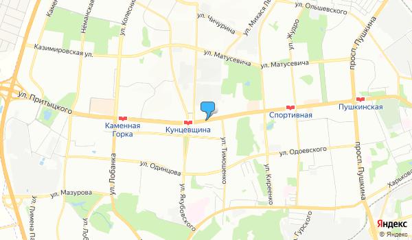 Офис Калимера Трэвел на карте