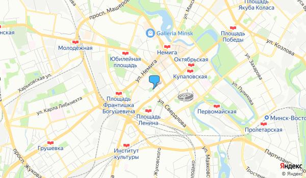 Офис Первая туристическая компания на карте
