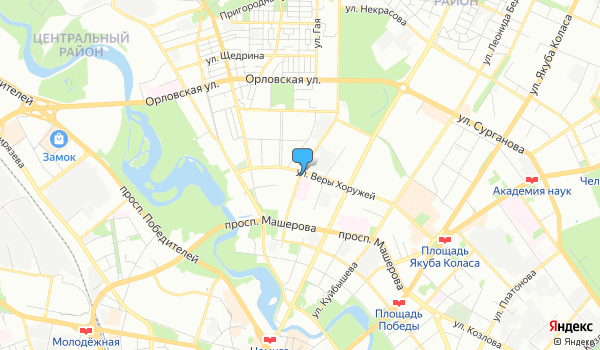 Офис Чех Турс на карте