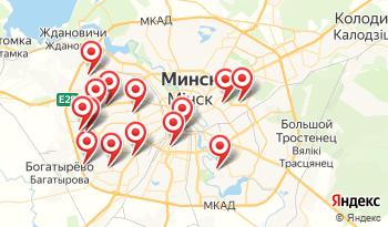 Карта мастеров