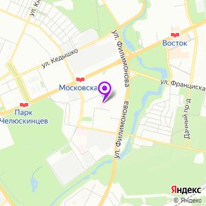 Орто Клиник на карте