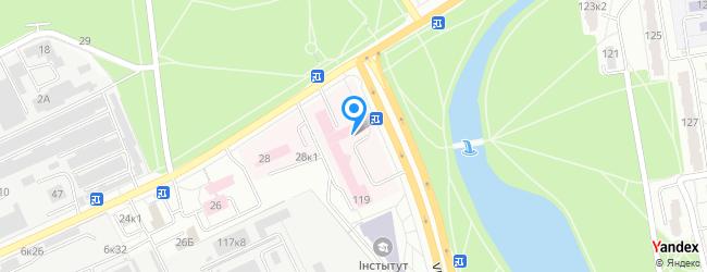 19th central district polyclinic of Pieršamajski district of Minsk
