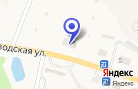 Схема проезда до компании ПКФ ЕВРО-КЕРАМИКА в Печорах