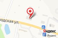 Схема проезда до компании Печорский Завод Облицовочного Кирпича в Печорах