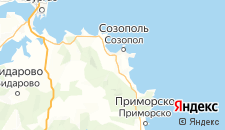 Отели города Равадиново на карте