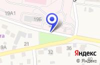 Схема проезда до компании ДЕТСКИЙ САД N 23 УРАЛЬСКАЯ СКАЗКА в Лесном