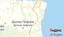 Отели города Равна-Гора на карте