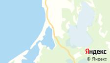Отели города Залахтовье на карте