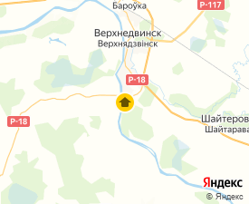 Map location