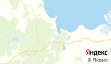 Гостиницы города Молочково на карте