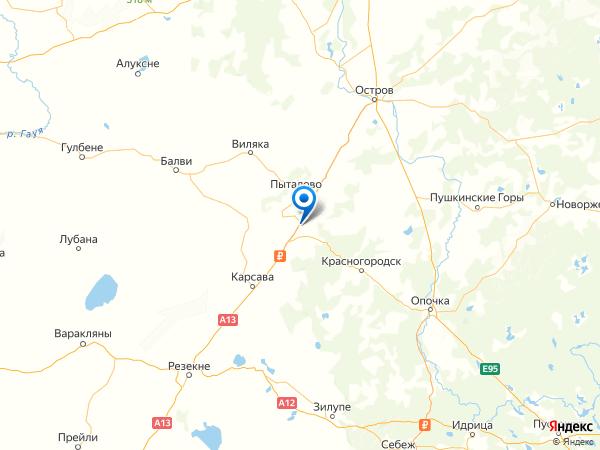 населенный пункт Плешаново на карте