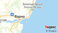 Отели города Святые Константин и Елена на карте