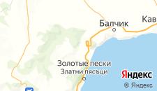 Отели города Рогачево на карте