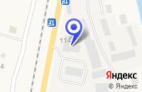 Схема проезда до компании ТАКСОМОТОРНОЕ ПРЕДПРИЯТИЕ МАРКОВ В.А. в Сланцах
