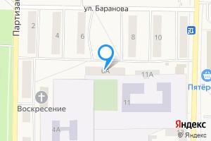Двухкомнатная квартира в Сланцах улица Баранова, 6А